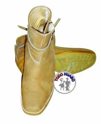 Zapato Bota Canadiense Nobuk