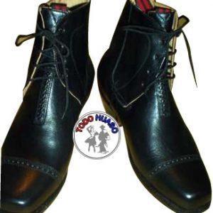Zapato Huaso Cordones Cuero